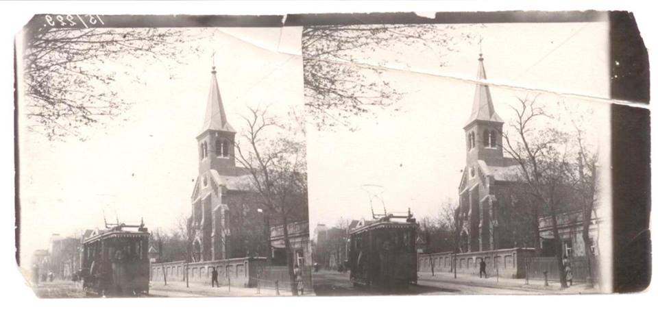 •The Kirche