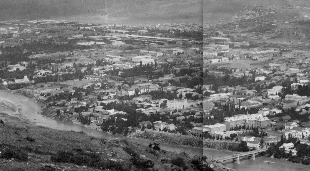 German Villages Lost in Tbilisi