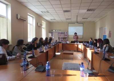 "Training for Journalists ""Role of Media in Protecting Cultural Heritage"""