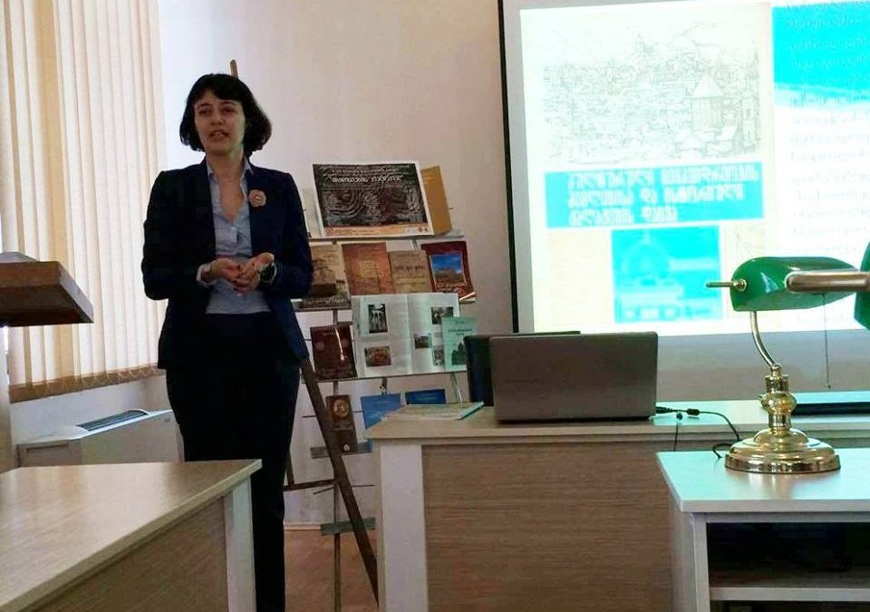 "Seminar: ""Necessity of Cultural Heritage Safety Teaching"""