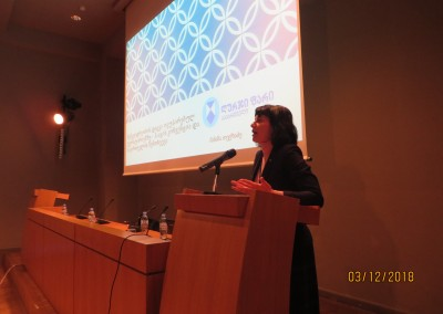 """სამეცნიერო კონფერენცია """"კულტურული მემკვიდრეობა კონფლიქტურ ტერიტორიებზე"""""""