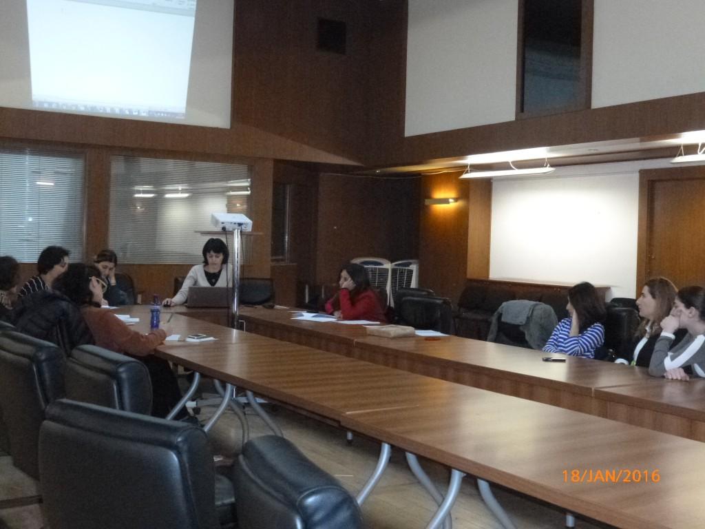 კულტურული მემკვიდრეობის სამოქალაქო საზოგადოების პლატფორმის წევრთა შეხვედრა