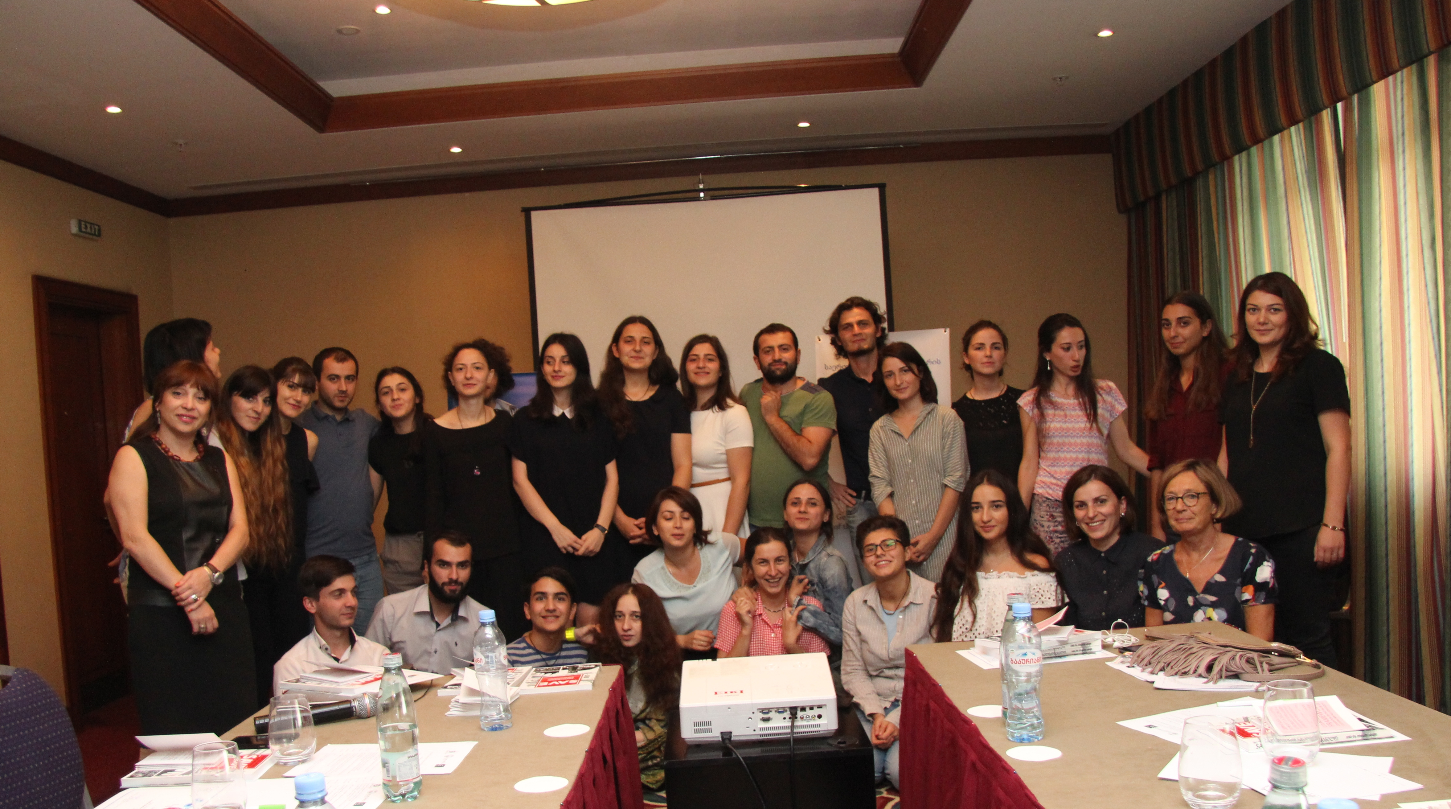 "Closure of the project ""Young Heritage Activists' Camp"""