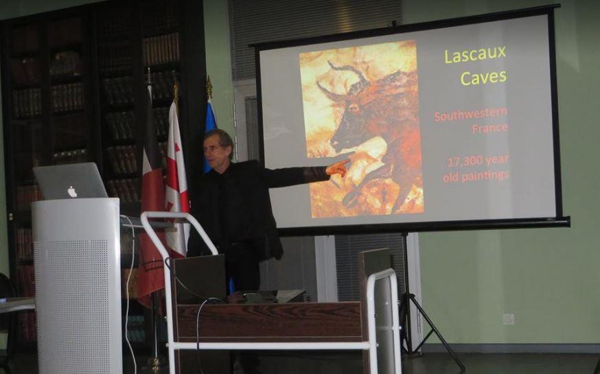 """რენდი სილვერმანის ლექცია """"ობის ეფექტის შემცირების გზები"""""""