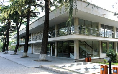 TBILISI CHESS PALACE AND ALPINE CLUB ONE OF THE RECIPIENTS OF GETTY FOUNDATION'S 2018 KEEPING IT MODERN GRANTS