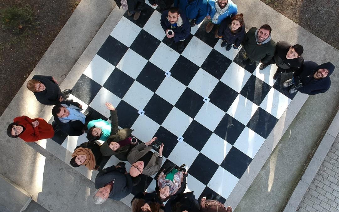 ICOMOS CIPA Winter School Documentation Training Keeping it Modern – Tbilisi Chess Palace and Alpine Club