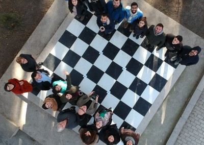 ICOMOS CIPA Winter School Documentation Training Keeping it Modern – Tbilisi Chess Palace and Alpine Club