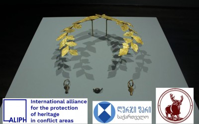 """Project – """"Planning for the Safeguarding of Cultural Heritage of Gori, Georgia"""" is one of the winners of international grant competition of Fund ALIPH"""