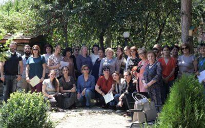 Preventive Conservation Training in Gori