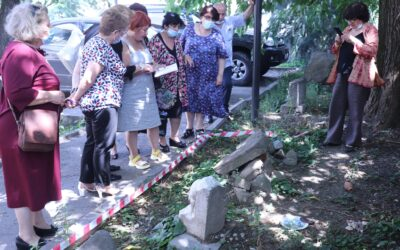 First Aid to Cultural Heritage in Times of Crisis Training held in Gori