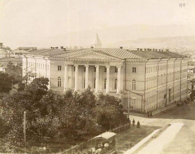 Statement regarding the building and collections of the Shalva Amiranashvili Museum of Fine Arts